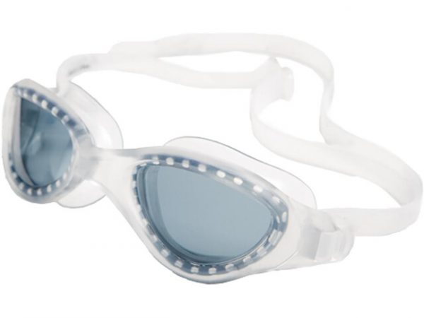 Finis Energy Comfortable Fitness Brille Clear Smoke[640x480]